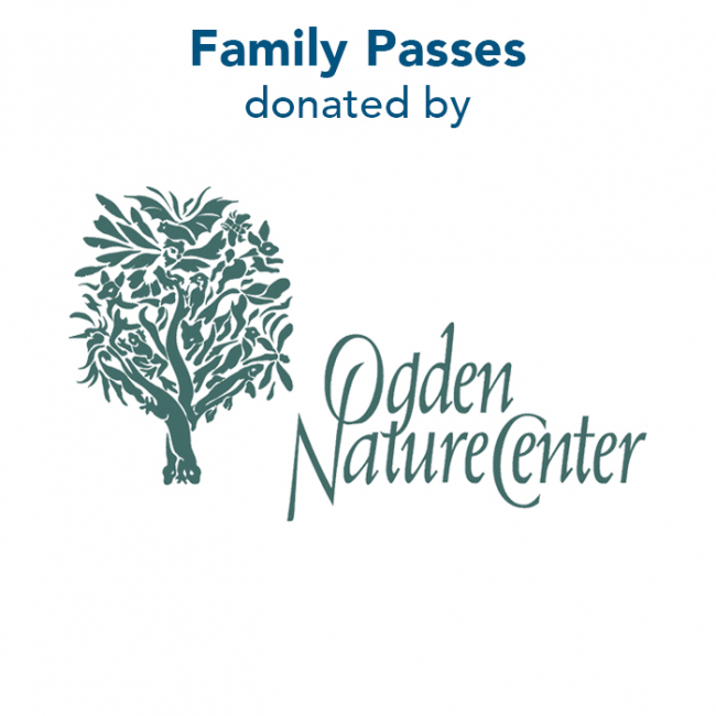 Ogden Nature Center Passes