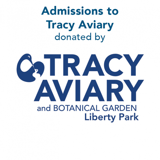 Tracy Aviary Passes