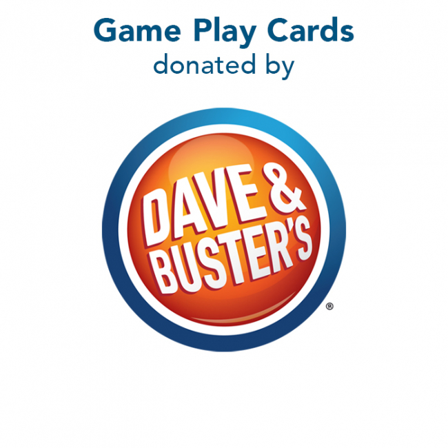 Dave & Buster's Game Plays